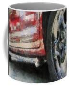Car Rims 02 Photo Art 03 Coffee Mug