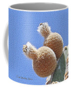 Cardon Cactus Fruit Coffee Mug