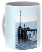 Carpinteria Pier Coffee Mug
