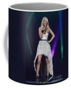 Singer Carrie Underwood Coffee Mug