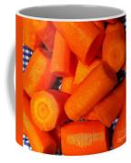 Carrots Ready To Cook Coffee Mug