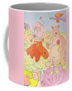 Cartoon Animals Coffee Mug