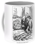 Cartoon: Big Three, 1945 Coffee Mug