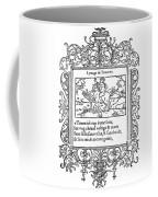 Cartouche, 1543 Coffee Mug