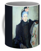 Cassatt's Portrait Of An Elderly Lady Coffee Mug