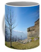 Castle And Trees Coffee Mug