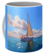 Catching The Wind Coffee Mug