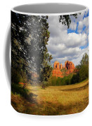Cathedral Clearing Coffee Mug