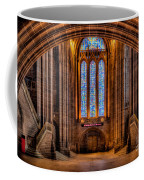 Cathedral Window Coffee Mug by Adrian Evans