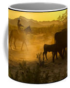Cattle Drive 6 Coffee Mug