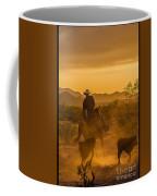Cattle Drive 7 Coffee Mug
