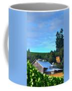 Chardonnay Vineyard 17954 Coffee Mug