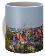 Charleston Rooftops Coffee Mug