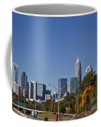 Charlotte Skyline Coffee Mug