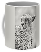 Cheetah Coffee Mug by Adam Romanowicz