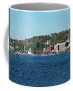 Chelsea Harbor In Fall Coffee Mug
