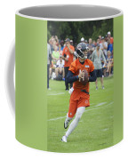 Chicago Bears Qb David Foles Training Camp 2014 05 Coffee Mug