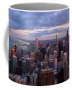 Chicago Il. Skyline, May 2009 Coffee Mug