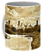 Chicago In Sepia Coffee Mug