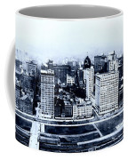 Chicago Panorama 1915 Coffee Mug