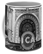Chicago Theater Marquee Coffee Mug