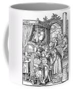 Childbirth, 1580 Coffee Mug