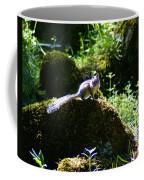 Chipmunk In The Sun Coffee Mug