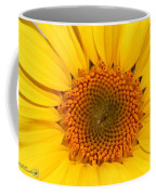 Chipmunk's Peredovik Sunflower Coffee Mug