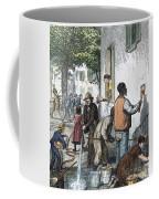 Cholera Epidemic, 1873 Coffee Mug