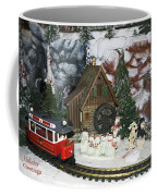Christmas Greetings Coffee Mug