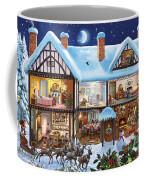 Christmas House Coffee Mug