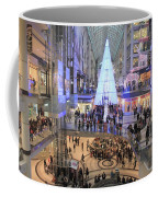 Christmas Shopping In Toronto Coffee Mug