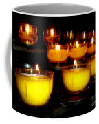 Church Candles Coffee Mug