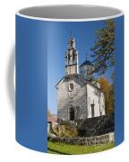 Church In Cetinje Montenegro Coffee Mug