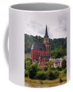 Church Of Our Lady  Oberwesel Am Rhein Coffee Mug