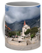 Church Of St.mark Makarska Coffee Mug