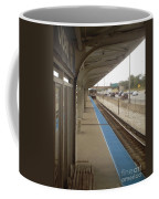 Cicero Cta Blue Line Coffee Mug