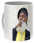 Cigar Man Coffee Mug