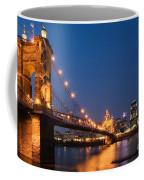 Cincinnati, Ohio Coffee Mug