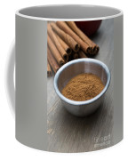 Cinnamon Spice Coffee Mug by Edward Fielding