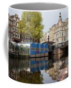 City Of Amsterdam Cityscape Coffee Mug