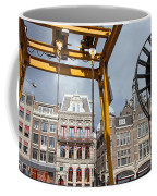 City Of Amsterdam Urban Scenery Coffee Mug