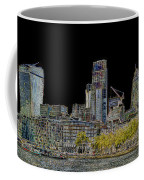 City Of London Art Coffee Mug