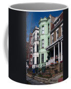 Classic American Architecture In Washington Dc Coffee Mug