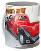 Classic Custom Pickup Truck Coffee Mug