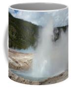 Cliff Geyser Coffee Mug
