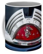 Close-up Of A Mercury Classic Car Of Coffee Mug