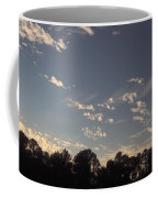 Clouds At Sunset Coffee Mug