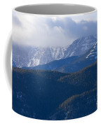 Cloudy Peak Coffee Mug