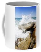 Coastal Collision Coffee Mug